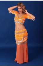 Costume egyptian belly dance